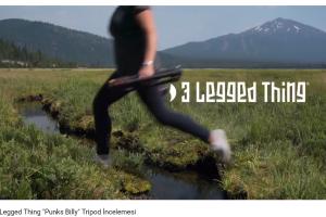 3 Legged Thing Punks Billy Tripod İnceleme Videosu
