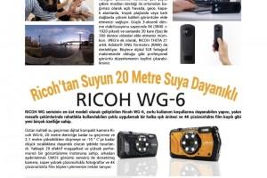 Gezgin Foto - Ricoh Z1 ve Ricoh WG-6 Haberleri