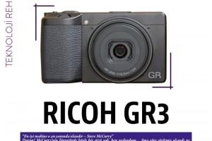 Gezgin Foto Ricoh GR III Ürün İncelemesi