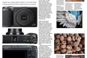 Fotoğraf Dergisi Ürün İncelemesi:Ricoh GR III