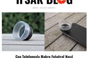 Sandmarc Makro Lens İncelemesi - Nezihi Gözen