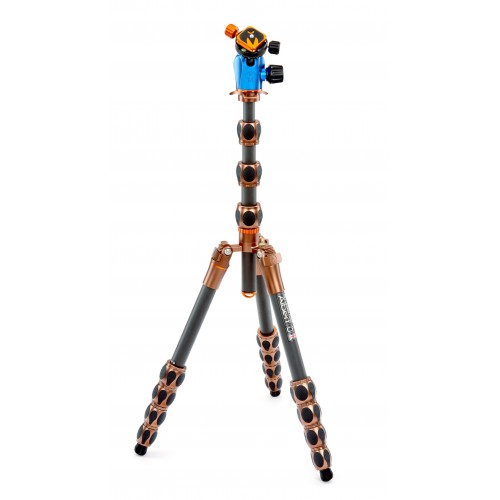 3 Legged Thing Equinox Albert Tripod ve AirHed 360 Kafa