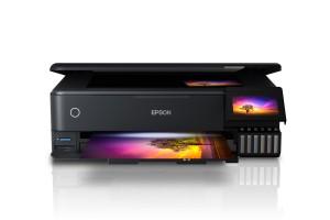 Epson'un Yeni A3 Plus Yazıcısı  Epson EcoTank 8180 Şimdi Stoklarımızda!