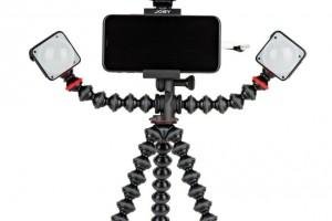Vlog için En iyi Tripod Joby Gorilla Pod Mobile Rig incelemesi - Nezihi Gözen
