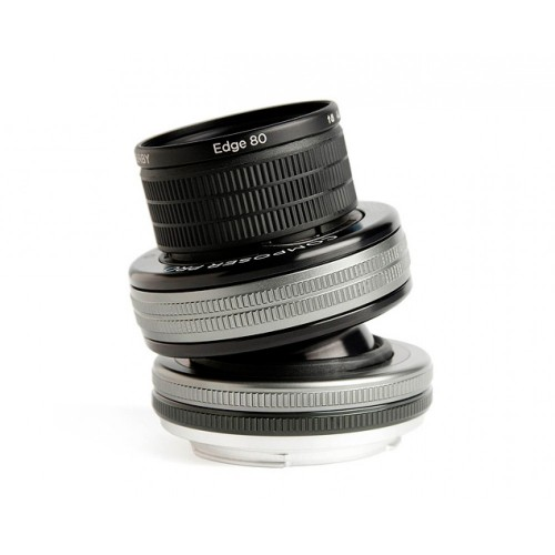Lensbaby Edge80 Optik