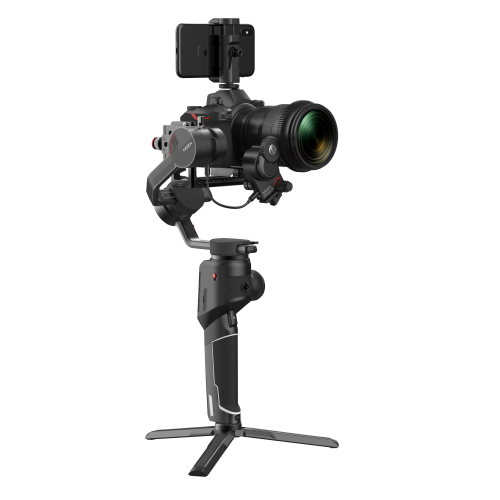 MOZA AirCross 2 Siyah Kamera Gimbal (Profesyonel Kit)