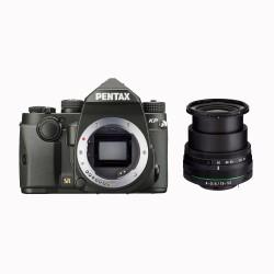PENTAX KP Fotoğraf Makinesi (Siyah)  + 18-50 mm Lens Kit