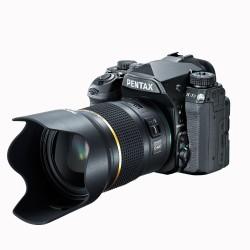 PENTAX K-1 Mark II Fotoğraf Makinesi  + D FA* 50mm / 1.4 Lens Kit