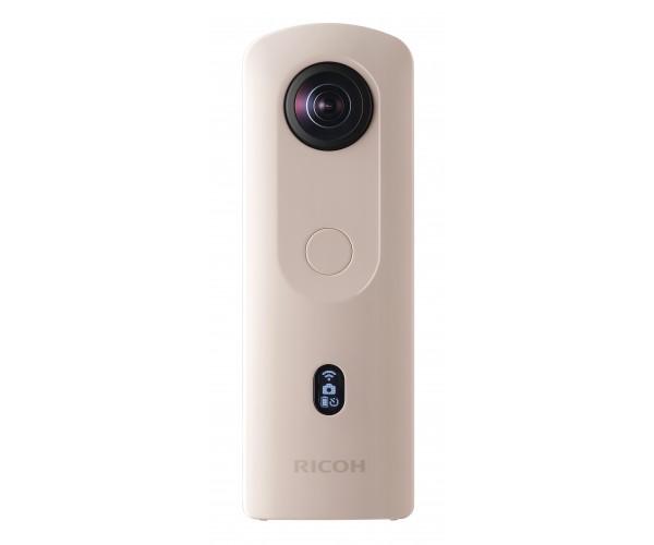 Ricoh Theta SC2 4k 360 Derece Kamera (Bej) - YENİ!