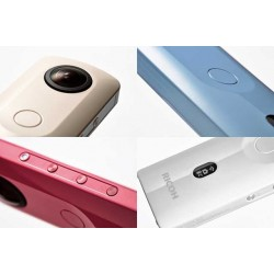Ricoh Theta SC2 4k 360 Derece Kamera (Bej)