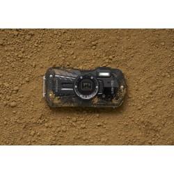 RICOH WG-70 Sualtı Dijital Fotoğraf Makinesi (Turuncu) -YENİ!