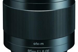 Tokina'dan Aynasız Kameralar İçin Yeni Lens: TOKINA atx-m 85mm F1.8 FE