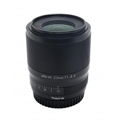 Tokina  atx-m 23mm  F1.4 Lens (Fujifilm X Uyumlu) - YENİ!