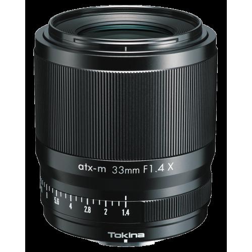 Tokina  atx-m 33mm  F1.4 Lens (Fujifilm X Uyumlu) - YENİ!