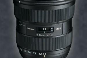 Tokina Atx-i 11-16mm Modeli, TIPA Dünya Ödülleri 2020'de ''En İyi Geniş Açı Zoom Lens'' Seçildi