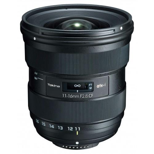 Tokina atx-i 11-16mm F2.8 CF Ultra Geniş Açı Lens (Nikon Uyumlu) - YENİ!