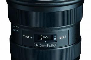 Tokina'da Yeni Geniş Açı Lens: TOKINA atx-i 11-16mm F2.8 CF Ultra Geniş Açı Lens