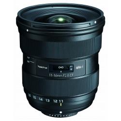 Tokina atx-i 11-16mm F2.8 CF Ultra Geniş Açı Lens - Nikon Uyumlu - YENİ!