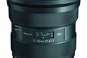 Tokina,  Atx-i Serisinin En Yeni Modeli :11-20mm F2.8 CF