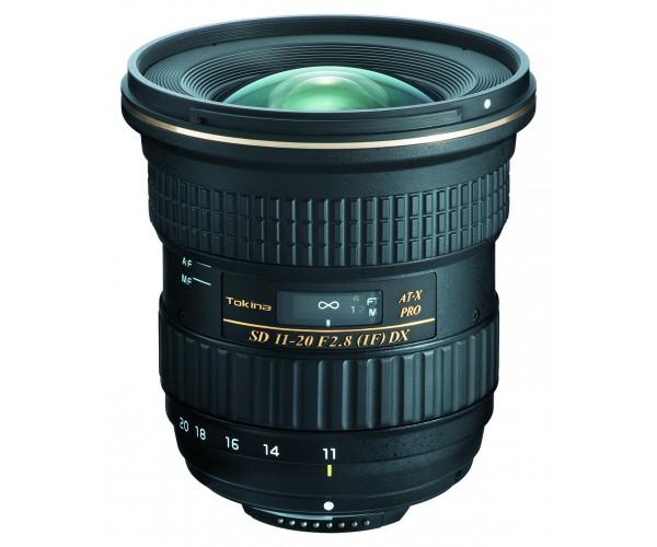 Tokina AT-X 11-20mm F2.8 PRO DX Geniş Açı Lens (Nikon Uyumlu )