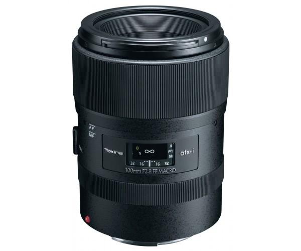 Tokina atx-i 100mm F2.8 FF MACRO Lens - Nikon Uyumlu - YENİ!