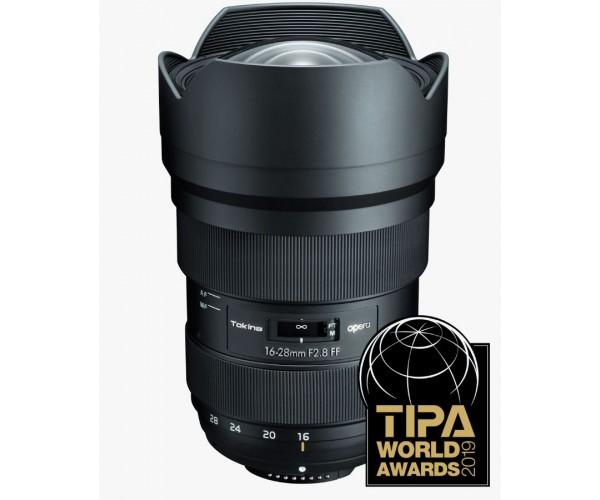 Tokina  Opera 16-28 f2.8  FF Lens (Canon Uyumlu)