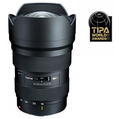 Tokina  Opera 16-28 f2.8  FF Lens (Canon için)