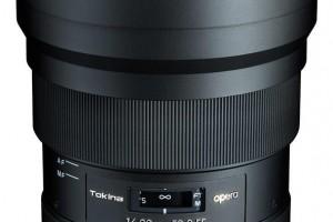 Tokina, opera Serisinin Yeni Lens Modeli 16-28 F2.8 FF'i Sunuyor.