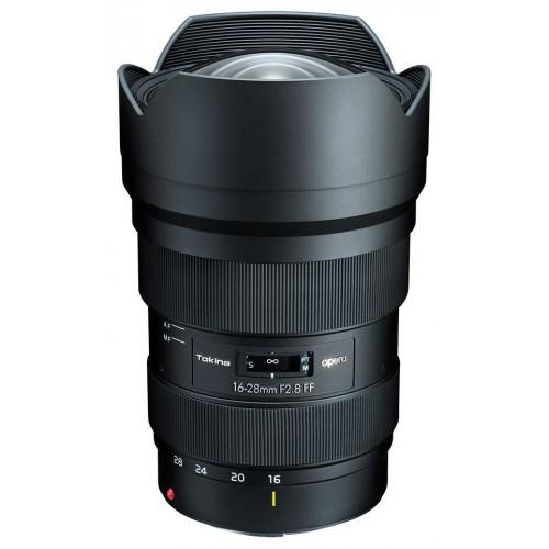 Tokina  opera 16-28 f2.8  FF Lens (Nikon için) - YENİ!
