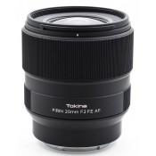 Geniş Açı Prime Lensler