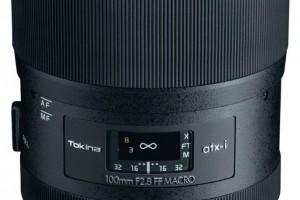 Tokina'dan Yeni Makro Lens: Tokina atx-i 100mm F2.8 FF MAKRO